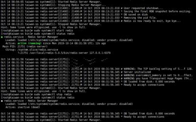 centos7 之 python3, git, nginx, redis 源码安装