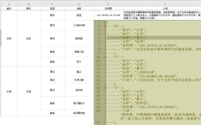 pandas read_csv、read_excel 填充合并的单元格