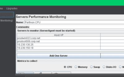 Jmeter 5.3 服务器资源监控插件 PerfMon 使用介绍
